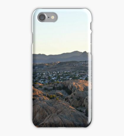 Granite Dells iPhone Case/Skin