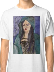 Hooded Witch Classic T-Shirt