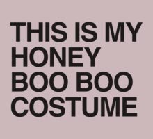 This is my Honey Boo Boo Costume by shirtual