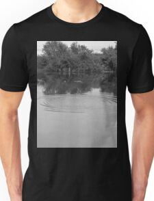 water ripples  Unisex T-Shirt