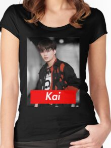 Kai Women's Fitted Scoop T-Shirt