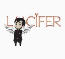 Lucifer Morningstar Baby Tee