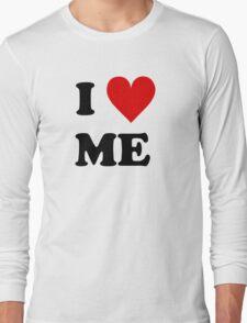 I Love Me Heart Long Sleeve T-Shirt