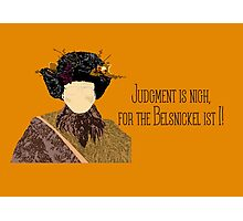 Belsnickel Photographic Print