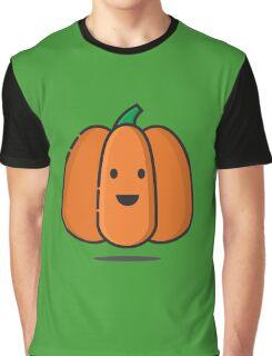 Halloween - Pumpkin Graphic T-Shirt
