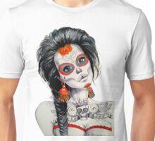 Calavera queen Unisex T-Shirt