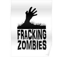 Z Nation: Fracking Zombies Poster