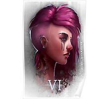 Vi / League of Legends Poster