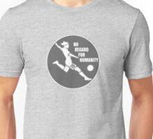 """No Regard For Humanity"" - Carli Lloyd Unisex T-Shirt"
