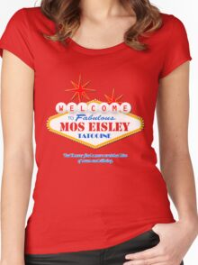 Las Eisley 2 Women's Fitted Scoop T-Shirt