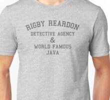 Rigby Reardon Detective Agency Unisex T-Shirt