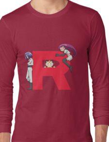 Team Rocket - Pokémon Long Sleeve T-Shirt