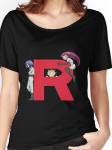 Team Rocket - Pokémon Women's Relaxed Fit T-Shirt