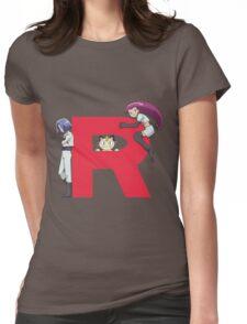 Team Rocket - Pokémon Womens Fitted T-Shirt