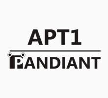 APT1 - Pandiant by geek-art-uk