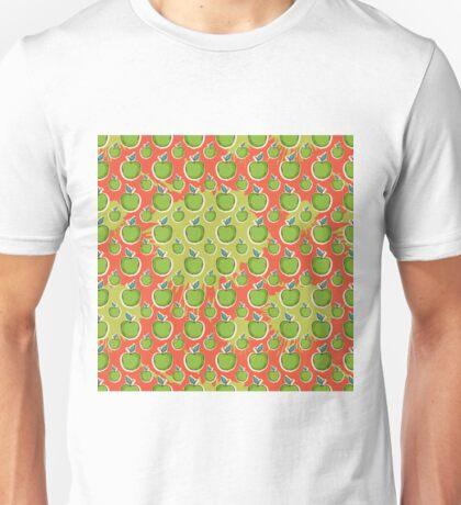 Big fresh green apple Unisex T-Shirt