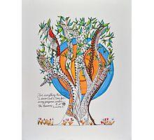 Tree of Life/3 - Sympathy Photographic Print