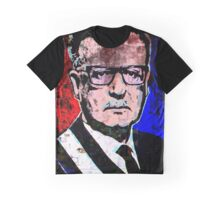 Salvador Allende Gossens Graphic T-Shirt
