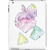 Wee Spyro's Gems iPad Case/Skin