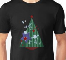 stars and stripes - christmas edition Unisex T-Shirt