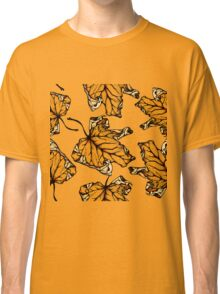 colourful autumn leaves  Classic T-Shirt