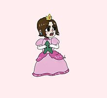 GAME GRUMPS - PRINCESS ARIN by nicguzman
