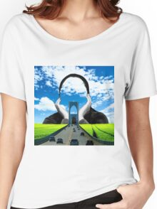 Quite Storm Women's Relaxed Fit T-Shirt
