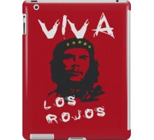 CHE GUEVARA - THE RED iPad Case/Skin