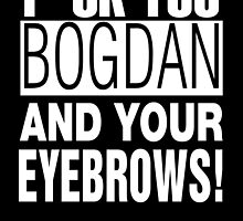 BrBa - Bogdan Eyebrows by WiseOut