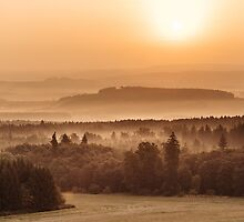 Saturday sunrise by Hudolin