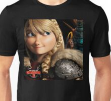 How to Train Your Dragon 4 Unisex T-Shirt