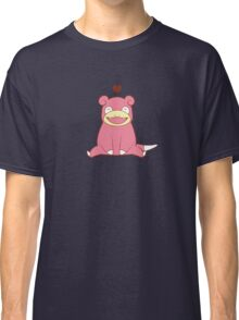Slowpoke Love Classic T-Shirt