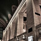 Grand Central Terminal Columns by Amanda Vontobel Photography