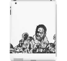 Action Force. iPad Case/Skin