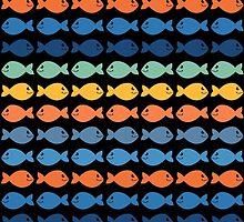 Happy fish by AldanNi