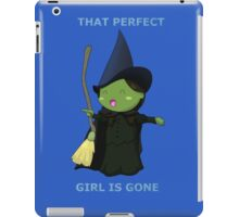 That Perfect Girl Is Gone iPad Case/Skin