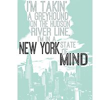 Billy Joel New York Photographic Print