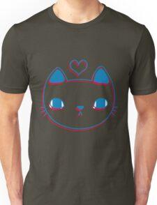 3-D Cat Unisex T-Shirt