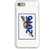 Go Cubs! iPhone Case/Skin