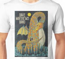 DMB Saratoga Performing Arts Center, Saratoga Springs, NEW YORK Unisex T-Shirt