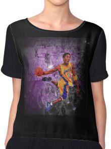 Kobe Bryant  Chiffon Top