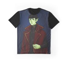Is this necessary, Captain?  Graphic T-Shirt