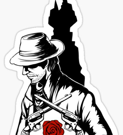 The Dark Tower Sticker