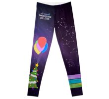GISHWHES Galaxy Leggings