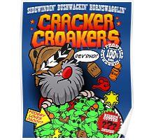 Cracker Croakers Poster