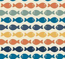 Colorful fish by AldanNi