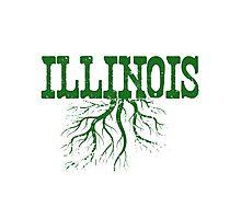 Illinois Roots Photographic Print