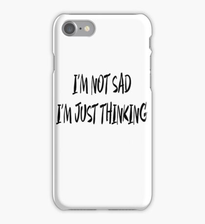 INTROVERT STYLE iPhone Case/Skin