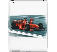 1998 Ferrari F300  iPad Case/Skin