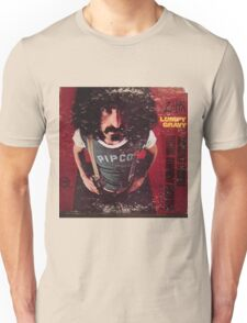 Zappa Lumpy Gravy Unisex T-Shirt